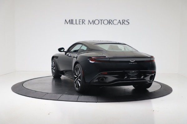 New 2020 Aston Martin DB11 V8 Coupe for sale $237,996 at Alfa Romeo of Greenwich in Greenwich CT 06830 5