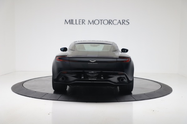 New 2020 Aston Martin DB11 V8 for sale Sold at Alfa Romeo of Greenwich in Greenwich CT 06830 6