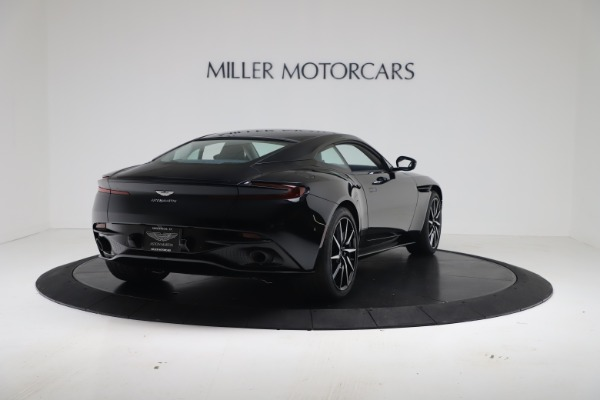 New 2020 Aston Martin DB11 V8 Coupe for sale $237,996 at Alfa Romeo of Greenwich in Greenwich CT 06830 7