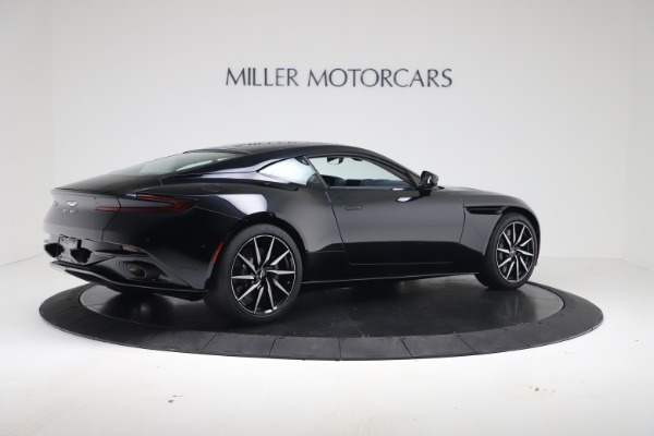 New 2020 Aston Martin DB11 V8 Coupe for sale $237,996 at Alfa Romeo of Greenwich in Greenwich CT 06830 8