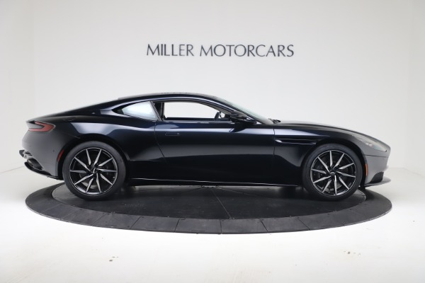 New 2020 Aston Martin DB11 V8 Coupe for sale $237,996 at Alfa Romeo of Greenwich in Greenwich CT 06830 9