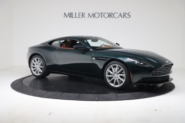 New 2020 Aston Martin DB11 V8 Coupe for sale $254,093 at Alfa Romeo of Greenwich in Greenwich CT 06830 11