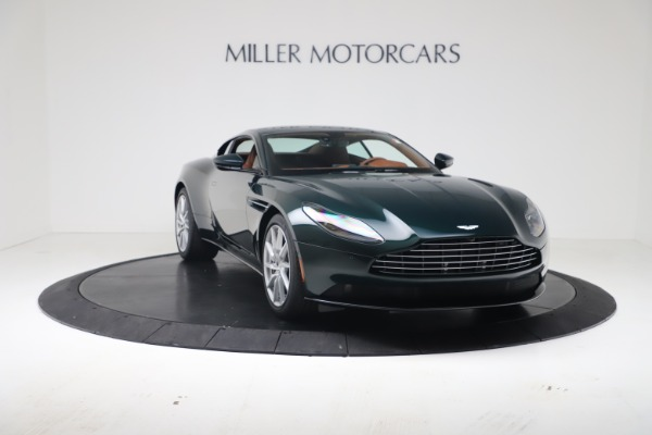New 2020 Aston Martin DB11 V8 Coupe for sale $254,093 at Alfa Romeo of Greenwich in Greenwich CT 06830 12