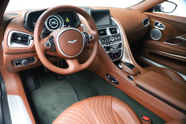 New 2020 Aston Martin DB11 V8 Coupe for sale $254,093 at Alfa Romeo of Greenwich in Greenwich CT 06830 14