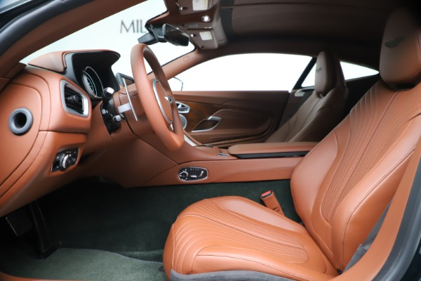 New 2020 Aston Martin DB11 V8 Coupe for sale $254,093 at Alfa Romeo of Greenwich in Greenwich CT 06830 15