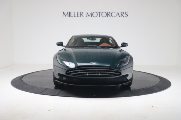 New 2020 Aston Martin DB11 V8 Coupe for sale $254,093 at Alfa Romeo of Greenwich in Greenwich CT 06830 2