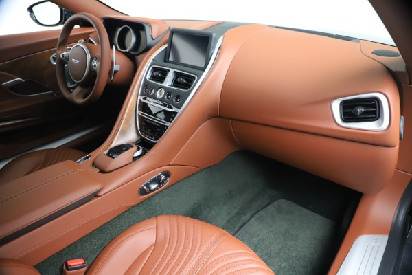 New 2020 Aston Martin DB11 V8 Coupe for sale $254,093 at Alfa Romeo of Greenwich in Greenwich CT 06830 21