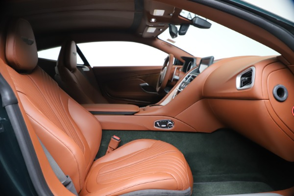 New 2020 Aston Martin DB11 V8 Coupe for sale $254,093 at Alfa Romeo of Greenwich in Greenwich CT 06830 22