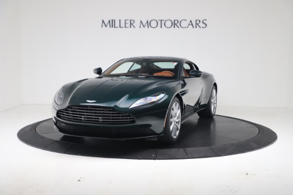 New 2020 Aston Martin DB11 V8 Coupe for sale $254,093 at Alfa Romeo of Greenwich in Greenwich CT 06830 3