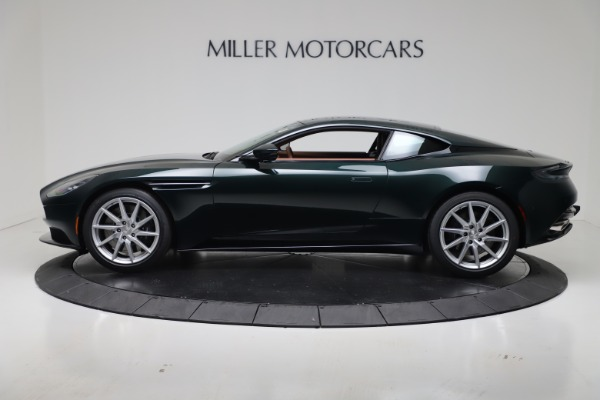 New 2020 Aston Martin DB11 V8 Coupe for sale $254,093 at Alfa Romeo of Greenwich in Greenwich CT 06830 4