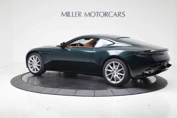 New 2020 Aston Martin DB11 V8 Coupe for sale $254,093 at Alfa Romeo of Greenwich in Greenwich CT 06830 5