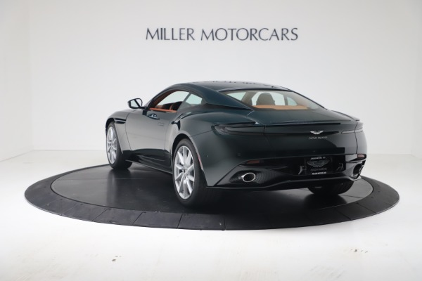 New 2020 Aston Martin DB11 V8 Coupe for sale $254,093 at Alfa Romeo of Greenwich in Greenwich CT 06830 6