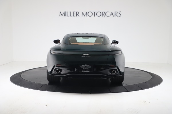 New 2020 Aston Martin DB11 V8 Coupe for sale $254,093 at Alfa Romeo of Greenwich in Greenwich CT 06830 7