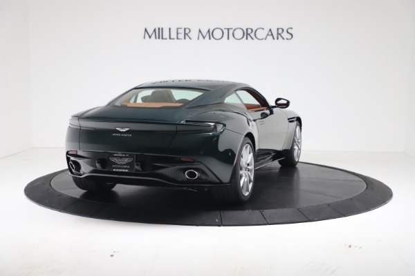 New 2020 Aston Martin DB11 V8 Coupe for sale $254,093 at Alfa Romeo of Greenwich in Greenwich CT 06830 8