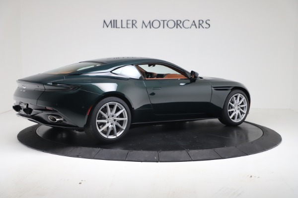 New 2020 Aston Martin DB11 V8 Coupe for sale $254,093 at Alfa Romeo of Greenwich in Greenwich CT 06830 9