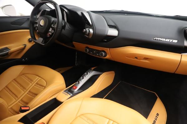 Used 2017 Ferrari 488 GTB for sale $244,900 at Alfa Romeo of Greenwich in Greenwich CT 06830 19