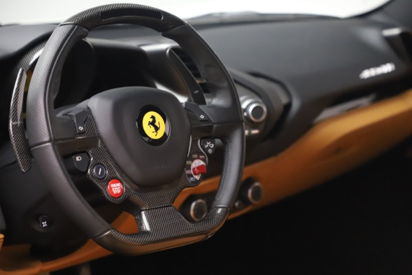 Used 2017 Ferrari 488 GTB for sale $244,900 at Alfa Romeo of Greenwich in Greenwich CT 06830 22