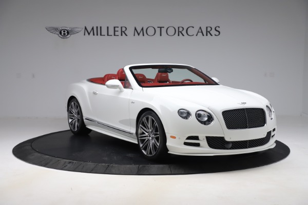 Used 2015 Bentley Continental GTC Speed for sale $129,900 at Alfa Romeo of Greenwich in Greenwich CT 06830 11