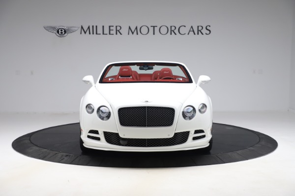 Used 2015 Bentley Continental GTC Speed for sale $129,900 at Alfa Romeo of Greenwich in Greenwich CT 06830 12