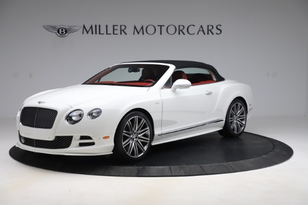 Used 2015 Bentley Continental GTC Speed for sale $129,900 at Alfa Romeo of Greenwich in Greenwich CT 06830 13