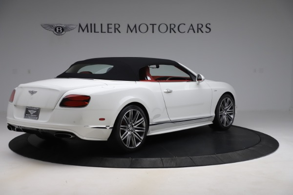 Used 2015 Bentley Continental GTC Speed for sale $129,900 at Alfa Romeo of Greenwich in Greenwich CT 06830 16