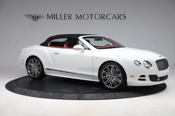 Used 2015 Bentley Continental GTC Speed for sale $129,900 at Alfa Romeo of Greenwich in Greenwich CT 06830 18