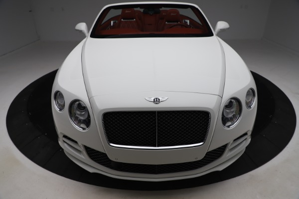Used 2015 Bentley Continental GTC Speed for sale $129,900 at Alfa Romeo of Greenwich in Greenwich CT 06830 20