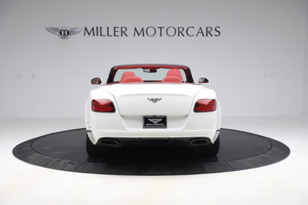 Used 2015 Bentley Continental GTC Speed for sale $129,900 at Alfa Romeo of Greenwich in Greenwich CT 06830 6