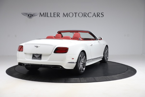 Used 2015 Bentley Continental GTC Speed for sale $129,900 at Alfa Romeo of Greenwich in Greenwich CT 06830 7