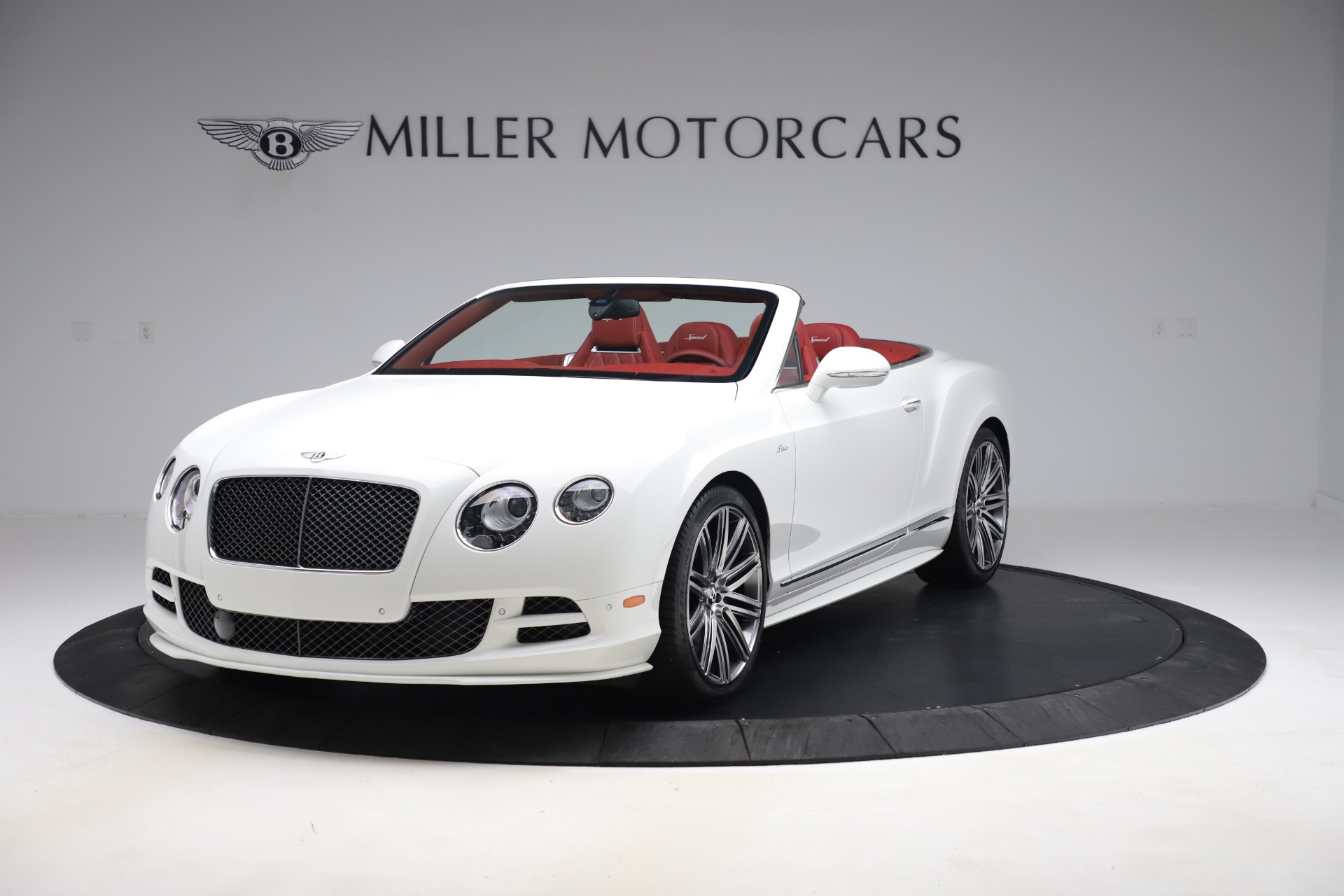 Used 2015 Bentley Continental GTC Speed for sale $129,900 at Alfa Romeo of Greenwich in Greenwich CT 06830 1
