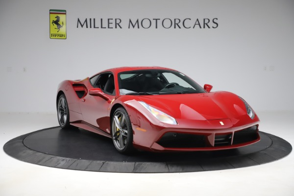 Used 2019 Ferrari 488 GTB for sale Sold at Alfa Romeo of Greenwich in Greenwich CT 06830 11