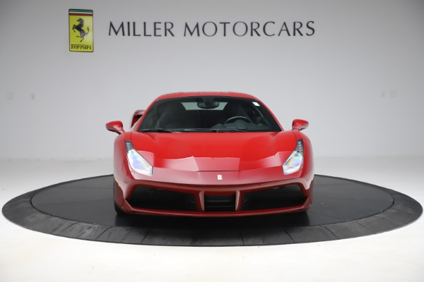 Used 2019 Ferrari 488 GTB for sale Sold at Alfa Romeo of Greenwich in Greenwich CT 06830 12