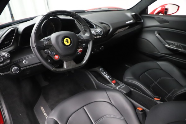 Used 2019 Ferrari 488 GTB for sale Sold at Alfa Romeo of Greenwich in Greenwich CT 06830 13
