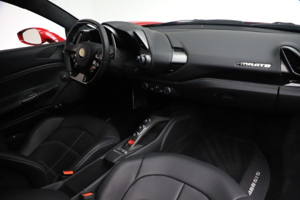 Used 2019 Ferrari 488 GTB for sale Sold at Alfa Romeo of Greenwich in Greenwich CT 06830 17