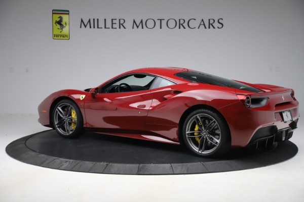 Used 2019 Ferrari 488 GTB for sale Sold at Alfa Romeo of Greenwich in Greenwich CT 06830 4