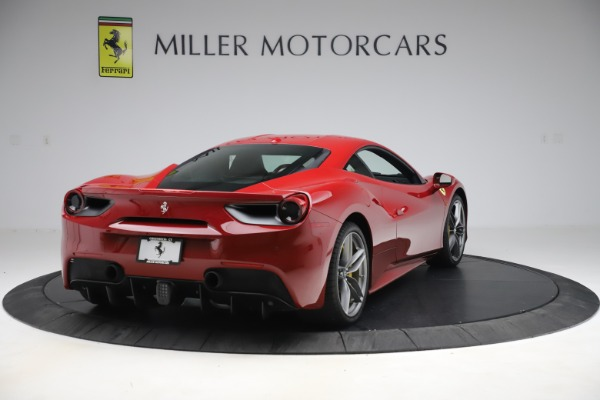 Used 2019 Ferrari 488 GTB for sale Sold at Alfa Romeo of Greenwich in Greenwich CT 06830 7