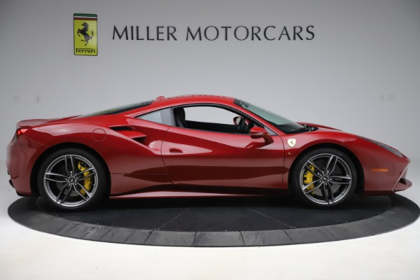 Used 2019 Ferrari 488 GTB for sale Sold at Alfa Romeo of Greenwich in Greenwich CT 06830 9