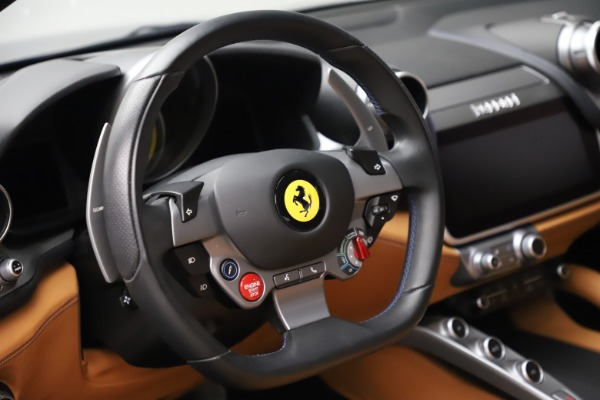 Used 2017 Ferrari GTC4Lusso for sale $221,900 at Alfa Romeo of Greenwich in Greenwich CT 06830 17