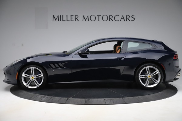Used 2017 Ferrari GTC4Lusso for sale $221,900 at Alfa Romeo of Greenwich in Greenwich CT 06830 3