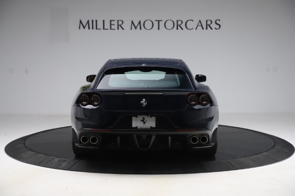 Used 2017 Ferrari GTC4Lusso for sale $221,900 at Alfa Romeo of Greenwich in Greenwich CT 06830 6