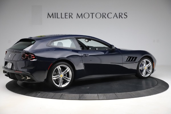 Used 2017 Ferrari GTC4Lusso for sale $221,900 at Alfa Romeo of Greenwich in Greenwich CT 06830 8