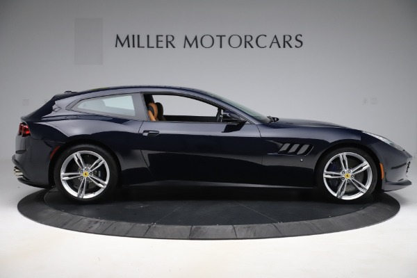 Used 2017 Ferrari GTC4Lusso for sale $221,900 at Alfa Romeo of Greenwich in Greenwich CT 06830 9