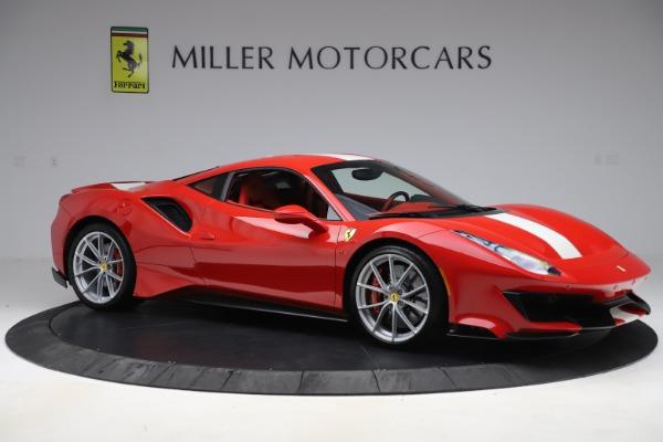 Used 2019 Ferrari 488 Pista for sale Sold at Alfa Romeo of Greenwich in Greenwich CT 06830 10
