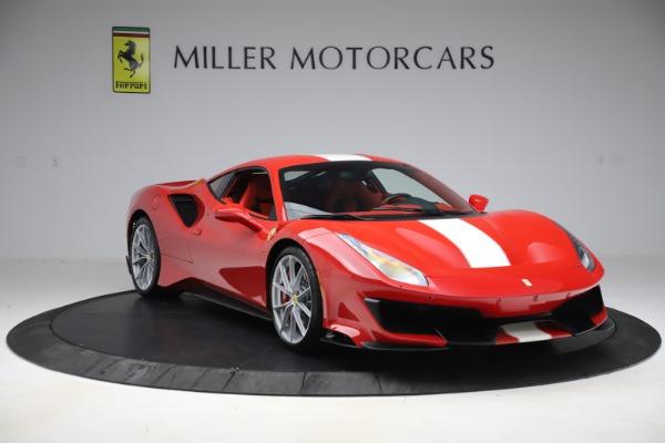 Used 2019 Ferrari 488 Pista for sale Sold at Alfa Romeo of Greenwich in Greenwich CT 06830 11