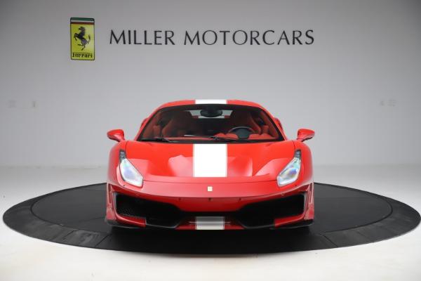 Used 2019 Ferrari 488 Pista for sale Sold at Alfa Romeo of Greenwich in Greenwich CT 06830 12