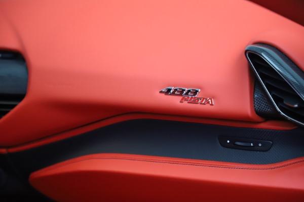 Used 2019 Ferrari 488 Pista for sale Sold at Alfa Romeo of Greenwich in Greenwich CT 06830 22