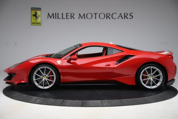 Used 2019 Ferrari 488 Pista for sale Sold at Alfa Romeo of Greenwich in Greenwich CT 06830 3