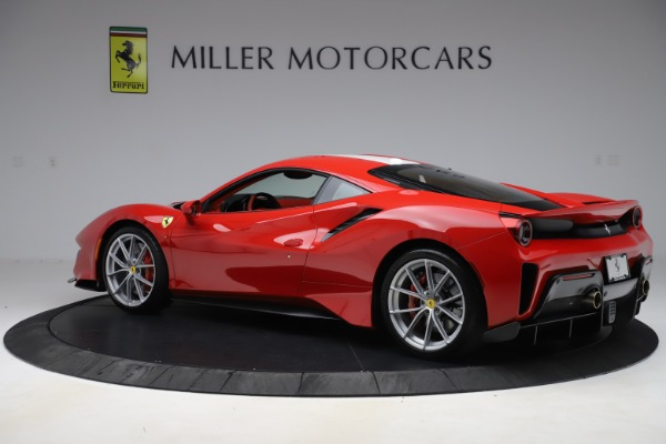 Used 2019 Ferrari 488 Pista for sale Sold at Alfa Romeo of Greenwich in Greenwich CT 06830 4