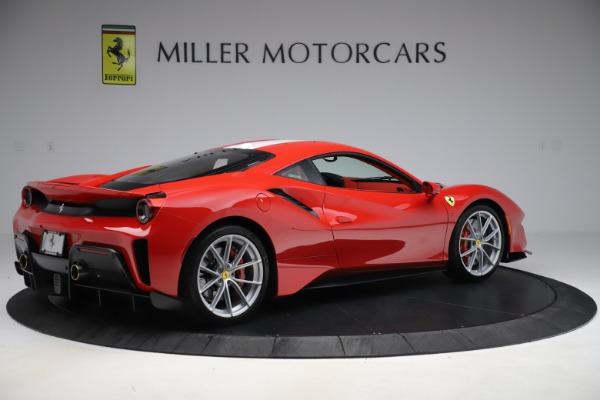 Used 2019 Ferrari 488 Pista for sale Sold at Alfa Romeo of Greenwich in Greenwich CT 06830 8