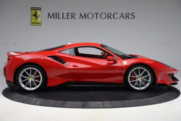 Used 2019 Ferrari 488 Pista for sale Sold at Alfa Romeo of Greenwich in Greenwich CT 06830 9